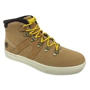 Timberland Men's Canvas Dauset Ankle Shoes